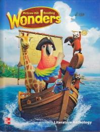 Wonders 1.4 : Literature Anthology