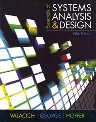 [해외]Essentials of Systems Analysis and Design (Paperback)