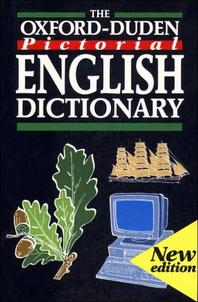 OXFORD-DUDEN PICTORIAL ENGLISH DICTIONARY(NEW) #