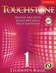 Touchstone 1 (Student's Book)(CD-ROM 1장 포함)