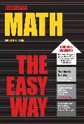 Barron's Math the Easy Way, 4/e