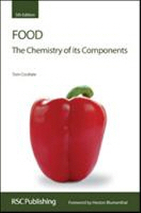 Food : The Chemistry of its Componanats (무료배송)