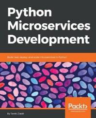 [해외]Python Microservices Development (Paperback)