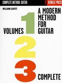 [해외]A Modern Method for Guitar