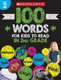 100 Words for Kids to Read in Second Grade