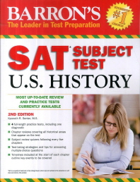 SAT Subject Test in U.S. History, 0002/E