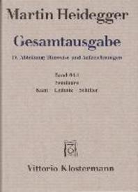 Martin Heidegger, Seminare