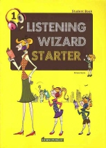 LISTENING WIZARD STARTER. 1 (STUDENT BOOK)(CD1장포함)