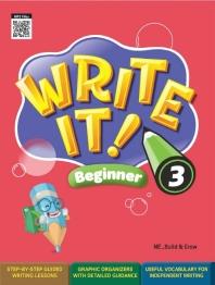 Write It! Beginner. 3