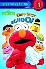 ELMO SAYS ACHOO(Step)(Early)(Sesame Street)