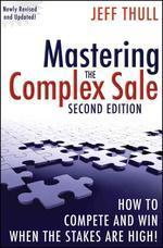[해외]Mastering the Complex Sale