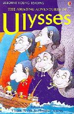 The Amazing Adventures of Ulysses 내부 연필 필기