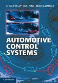 [해외]Automotive Control Systems