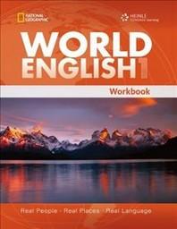 WORLD ENGLISH. 1(WORK BOOK)