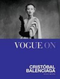 [해외]Vogue on Cristobal Balenciaga (hardback)