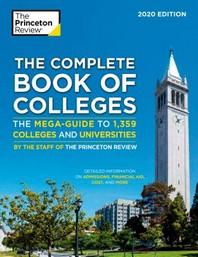 [해외]The Complete Book of Colleges, 2020 Edition