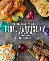 [해외]The Ultimate Final Fantasy XIV Cookbook