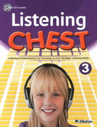 Listening CHEST. 3(Student Book)(CD1������)