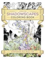 [해외]Llewellyn's Shadowscapes Coloring Book