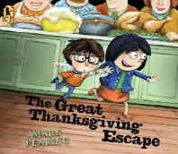[해외]The Great Thanksgiving Escape (Paperback)