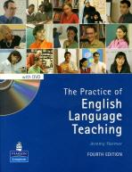 THE PRACTICE OF ENGLISH LANGUAGE TEACHING(DVD1장포함)