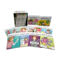 Junie B. Jones.1~28 (Book+CD+Wordbook(1-27)) Full Set