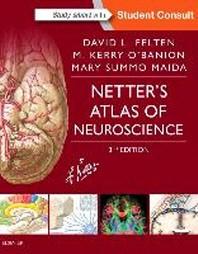 [해외]Netter's Atlas of Neuroscience