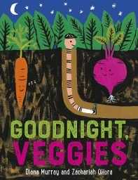 [해외]Goodnight, Veggies (Board Book)