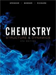 Chemistry : Structure and Dynamics (Hardcover)