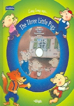 The Three Little Pigs(AudioCD1장포함)(Story Books)