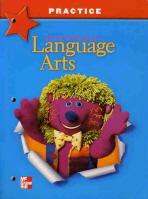 LANGUAGE ARTS GRADE. K(PRACTICE BOOK)