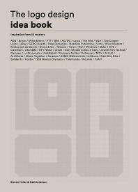 [해외]The LOGO Design Idea Book (Paperback)