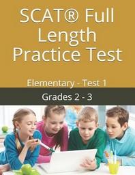 [해외]SCAT(R) Full Length Practice Test