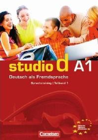 Studio d. A1: Teilband 1 Sprachtraining: Deutsch als Fremdsprache