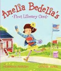 [해외]Amelia Bedelia's First Library Card