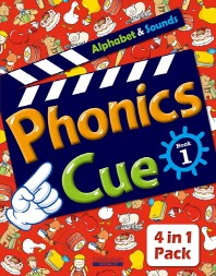 Phonics Cue. 1(SB+WB+AB+CD)(CD2장포함)