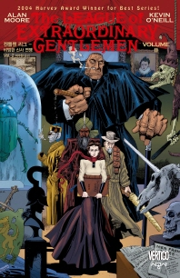 젠틀맨 리그 - 비범한 신사 연맹 Vol. 2(시공그래픽노블)