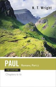 [해외]Paul for Everyone Romans (Paperback)