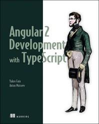 [보유]Angular 2 Development with Typescript