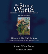 [보유]The Story of the World, Vol. 2: The Middle Ages, Revised Edition (9 CDs)