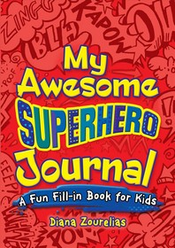 My Awesome Superhero Journal