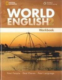 WORLD ENGLISH. 2(WORK BOOK)