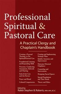 [해외]Professional Spiritual & Pastoral Care (Hardcover)