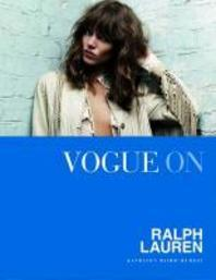 [해외]Vogue on Ralph Lauren (hardback)