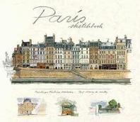 [해외]Paris Sketchbook