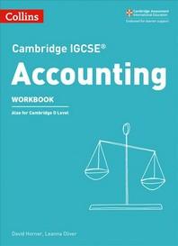 [해외]Cambridge Igcse(r) Accounting Workbook (Paperback)