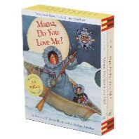 [해외]Mama, Do You Love Me? & Papa, Do You Love Me? Boxed Set (Board Books)