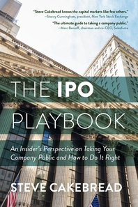 [해외]The IPO Playbook