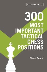 [해외]300 Most Important Tactical Chess Positions