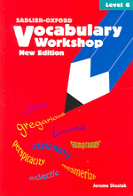 Vocabulary Workshop Level G (New Edition)